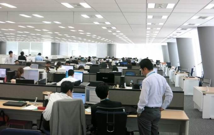 TIS名古屋オフィス